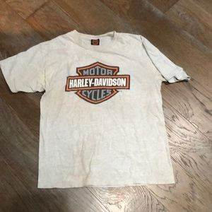 Harley Davidson T-shirt men's XL